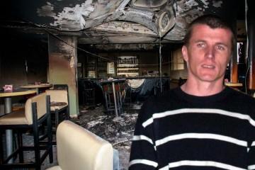 Ubojica svećenika zapalio kafić u Sinju: Ne daš piće? Gorit ćeš!