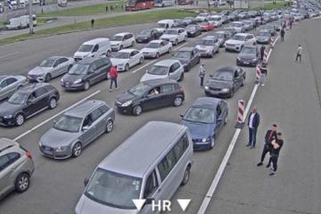 Velike gužve na granicama zbog izbora: Hrvati iz inozemstva danas ulaze u zemlju bez testa