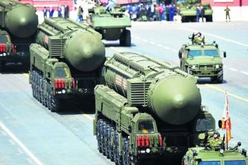 EUROPA IGRA RIZIČNU IGRU KOJA VODI U RAT Vojnim snagama prati SAD te prijeti Rusiji i Kini, riskirajući pokretanje svjetskog sukoba