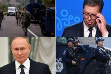 'SRBI, ŠALJITE TENKOVE!' Vučićeva predstava na Kosovu, koju režira zajedno s Putinom, ima samo jedan cilj