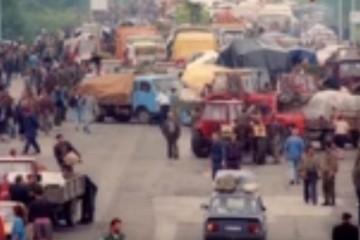 (VIDEO) 11. listopada 1995. Mrkonjić Grad – kukavički bijeg poražene srpske vojske trajao od Bljeska do kraja rata!