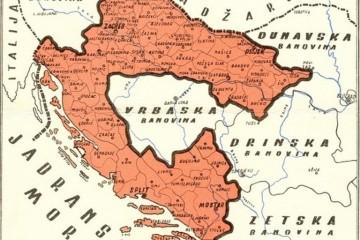 26. kolovoza 1939. stvorena Banovina Hrvatska