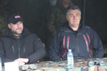 CIRKUS OKO OBLJETNICE: Može li Milanović izdati zapovijed da vojska ne ide na godišnjicu Bljeska?