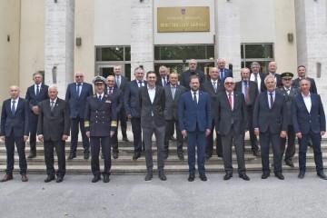Banožić okupio bivše ministre obrane, načelnike Glavnog stožera i predstavnike Generalskog zbora