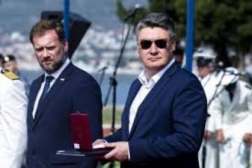 PONUDA MINISTRA BANOŽIĆA 'Predsjedniče, izaberite! Evo vam 400 kandidata za zapovjednika Počasno-zaštitne bojne'