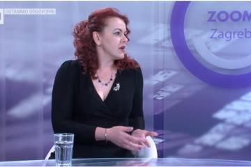 Kandidatkinja DP-a u Zaprešiću: 'U centru grada je fontana za 15 mil. kn, a okolna mjesta nemaju kanalizaciju'