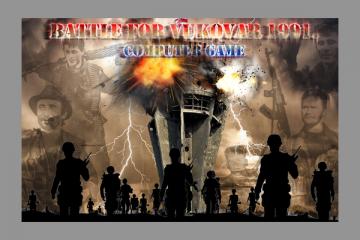 """Kompjuterska igra """"Battle of Vukovar"""""""