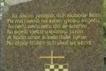 Prije 43 godine u Parizu je od krvnika komunističke Udbe ubijen hrvatski vitez, revolucionar i domoljub, Ante Bruno Bušić - III.dio