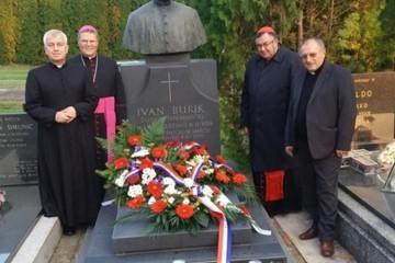 Obljetnica ubojstva katoličkog svećenika Ivana Burika