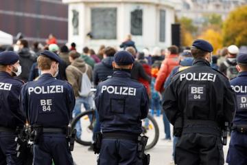 Unatoč zabrani u Beču održani prosvjedi