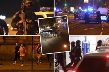 NOĆ TERORA Četvero mrtvih u Beču, policija upala u napadačev stan: 'Bio je simpatizer ISIS-a!'