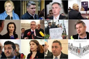SLUŽBENO JE: DIP objavio imena svih predsjedničkih kandidata