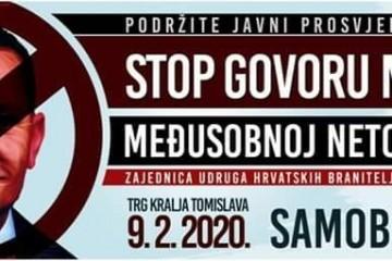 """""""Branitelji protiv Beljaka""""; DOSTOJANSTVENO KONTRA CRVENOG FAŠIZMA!"""