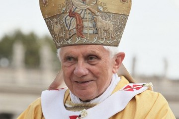 "Benedikt XVI. – ""duhovna moć Antikrista"""