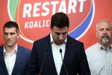 Bernardić: Ne bježim od odgovornosti i spreman sam otići, ali SDP ide dalje