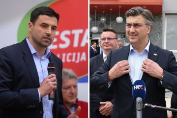 Potvrđen sraz Plenkija i Bere: 'Sad će birači vidjeti koja je razlika između njih dvojice'