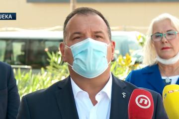 EPIDEMIJA U HRVATSKOJ   U pripremi odluke o obaveznim Covid potvrdama za zdravstvo i socijalu