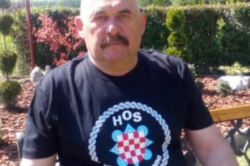 Koprivničanac Ivan Betlehem jedan je od sedmorice HOS-ovaca zbog kojih je predsjednik Milanović napustio obilježavanje VRO Maslenica