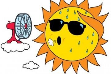 Vruće i sunčano do četvrtka, a onda nam opet stiže kiša...