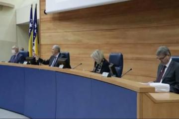 Hrvati napustili sjednicu Zastupničkog doma PS BiH – Parlament BiH želi zabraniti spomen Bleiburgu u BiH