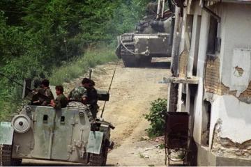Pet godina zatvora bivšem pripadniku vojske bosanskih Srba zbog silovanja kao ratnog zločina u BiH