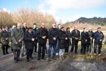 U Bilaju održana komemoracija za poginule riječke dragovoljce