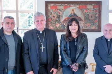 Sisačka biskupija: 'General Gotovina nas je posjetio 10. travnja, biskupu Košiću je izrazio potporu'