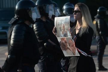 BJELORUSIJA: Masovna uhićenja na prosvjedima protiv Lukašenka u Minsku