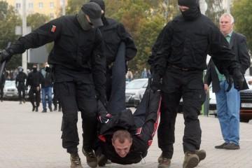 Deseci tisuća Bjelorusa protiv Lukašenka na 'narodnoj inauguraciji'