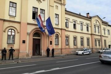 Evakuirana bjelovarska Palača pravde zbog dojave o bombi