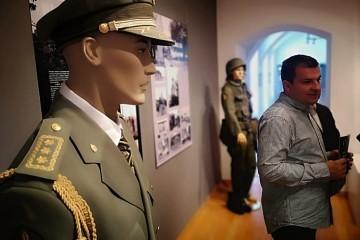 U Gradskom muzeju Bjelovar predstavljena   izložba   Domovinskog  rata koja će biti otvorena 27. rujna