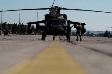 Detalji nabave MORH-a za 2021.: Hangar za Blackhawk helikoptere, milijuni za Patriju, 700 jurišnih pušaka...