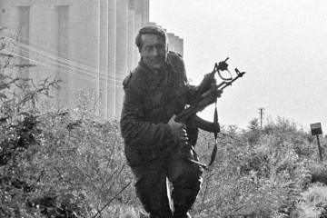 Potpredsjednik Vlade i ministar hrvatskih branitelja Tomo Medved na obilježavanju 30. godišnjice pogibije general-bojnika Blage Zadre