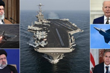 Zapad na rubu rata s Iranom - SAD otvoreno prijeti, Izrael tvrdi: 'Svijet ćemo zaštititi od zla'