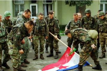 'Bljesak u pet minuta': Prvi dan zbrisao im general, četnici iz osvete gađali Zagreb