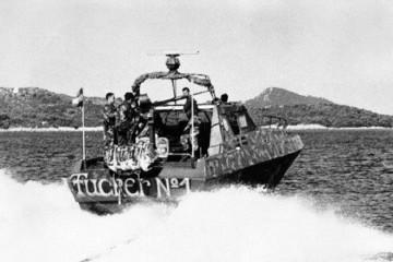 Ovo su heroji koji su probijali blokadu oko Dubrovnika – Odred naoružanih brodova