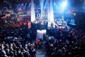 Na Koncertu Božić u Ciboni nastupili brojni glazbenici