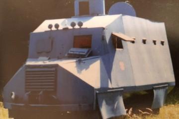 OVO JE VUKOVARSKI 'BOBAN'! Ratni transporter koji je vozio vojnike na prvu crtu u 'novom izdanju'