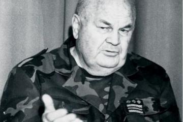 General Janko Bobetko 'otac' je Hrvatske vojske u Domovinskom ratu: 'On je naš Patton, naš Eisenhower'