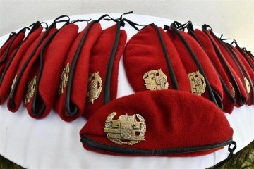 Čestitka ministra Medveda povodom 30. obljetnice 4. gardijske brigade Pauci