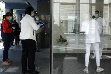 Korona virus izbio na intenzivnom odjelu Opće bolnice u Koprivnici