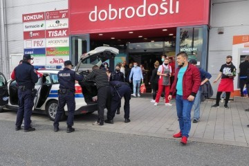 Muškarac prijetio bombom u Zagrebu, brzo je svladan
