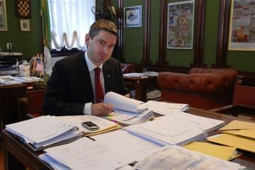 """Predsjednik IDS-a Boris Miletić i dalje priča o uspjesima Istre i IDS-a. Dovoljna je samo jedna riječ o """"uspjesima""""-Uljanik"""