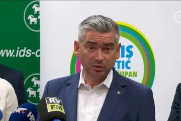 DIP odlučio – Miletić ostaje župan Istarske županije