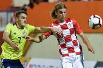 Borna Sosa nikad neće postati 'vatreni', Hrvatska je izgubila nadarenog nogometaša: Gotovo je, odlučio sam igrati za Njemačku!
