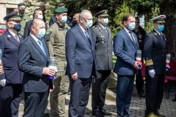 Obilježavanje 30. godišnjice ubojstva i masakra 12 hrvatskih redarstvenika u Borovu Selu