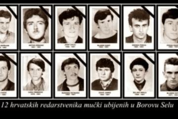 2. svibnja 1991. – Nezapamćeni zločin u Borovu Selu