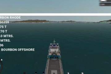 VIDEO Objavljena simulacija posljednje plovidbe potonulog Bourbon Rhodea
