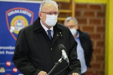 Božinović: Odluku o Vukovaru smo donijeli zato što smo odgovorni. Posebno ćemo paziti na Božić i Novu godinu