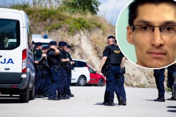 Nakon cjelodnevne potrage u Splitu uhićen ubojica Branimir Čaleta